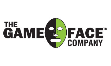 The Game Face Company logo design