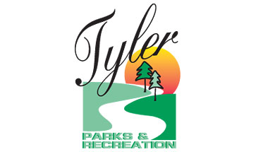Tyler Parks & Recreatio logo design