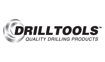 Drilltools logo design