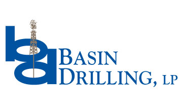 Basin Drilling logo design