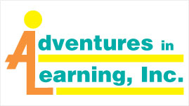 Adventures in Learning logo design